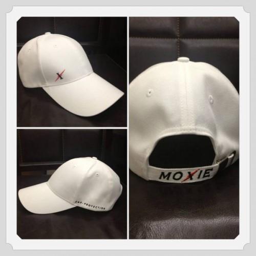 Moxie Hat高質感防電磁波帽(白)